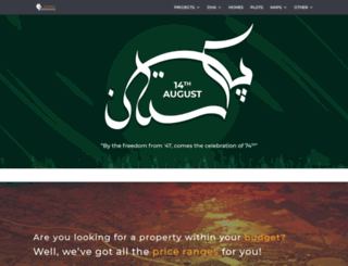 sarfrazhamid.com screenshot