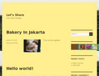 saridori.com screenshot