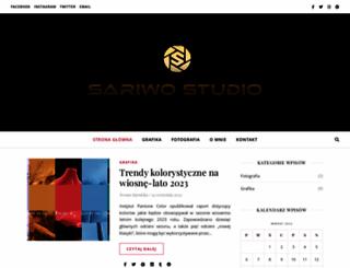 sariwo.pl screenshot
