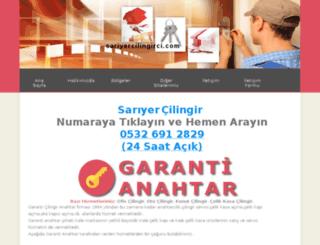 sariyercilingirci.com screenshot