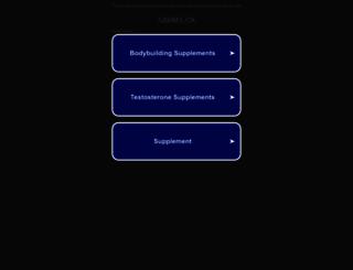 sarms.ca screenshot