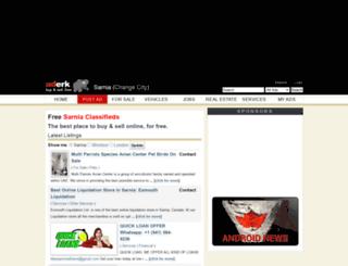 sarnia.aderk.ca screenshot