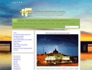 sarpc.org screenshot