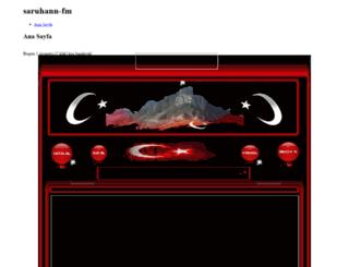 saruhann-fm.tr.gg screenshot