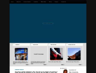 sarupindustries.com screenshot