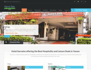 sarvainn.com screenshot