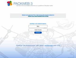 sas-europa-formation-aubagne-cedex.packweb3.com screenshot