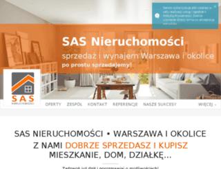 sas.waw.pl screenshot