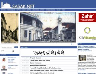sasak.net screenshot