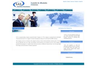 sasbuscon.com screenshot