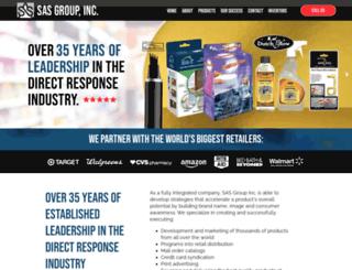 sasgroup.com screenshot