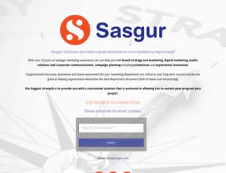 sasgur.com screenshot