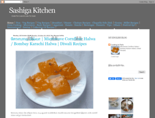 sashiga.blogspot.in screenshot