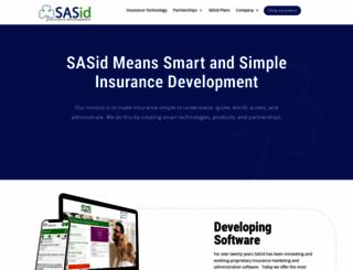 sasid.com screenshot