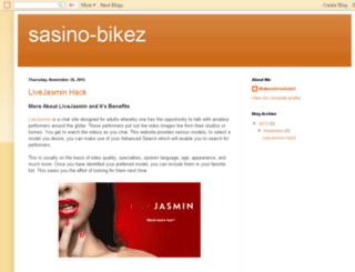 sasino-bikez.blogspot.com screenshot
