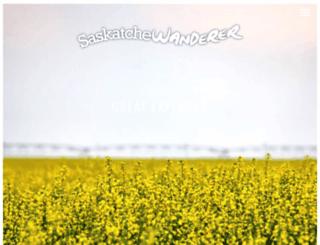 saskatchewanderer.ca screenshot