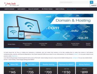 sastasauda.net screenshot