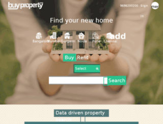 sastiproperty.com screenshot
