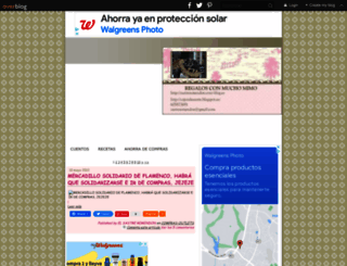 sastreremendon.over-blog.es screenshot