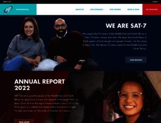 sat7.org screenshot