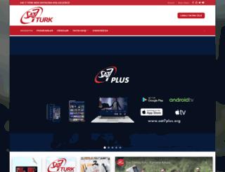 sat7turk.com screenshot