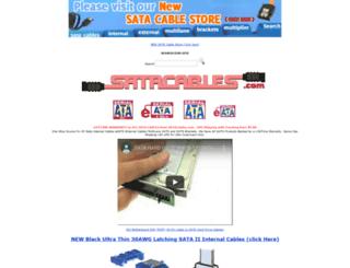 satacables.com screenshot