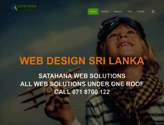 satahana.info screenshot