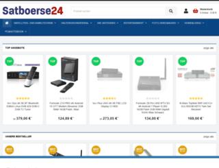 satboerse24.de screenshot