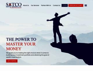 satcodirect.com screenshot