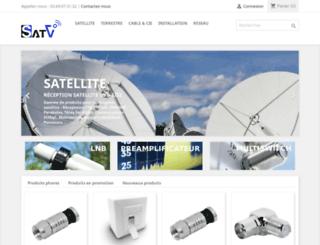 satechvision.fr screenshot