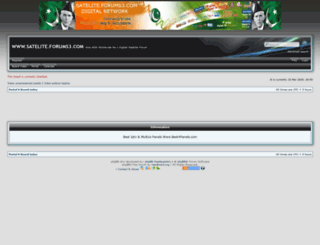 satelite.forums3.com screenshot