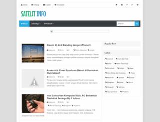 satelitinfo.blogspot.com screenshot