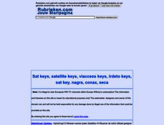 satellite.rubrieken.com screenshot