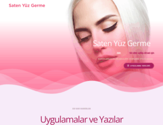 satenyuzgerme.com screenshot