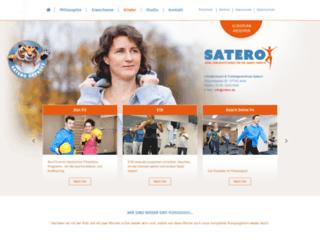 satero.de screenshot