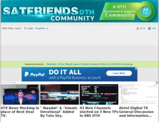 satfriends.net screenshot