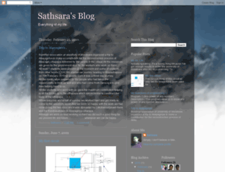 sathirar.blogspot.com screenshot