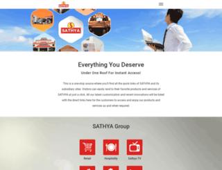 sathyaindia.com screenshot