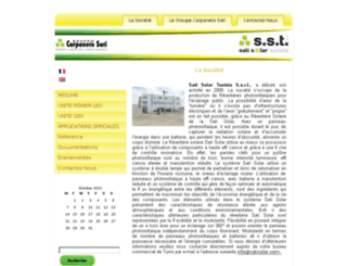 satisolar.com screenshot