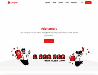 satispay.com screenshot