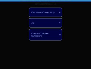 satlinkmeters.co.uk screenshot