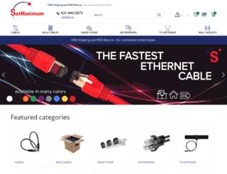 satmaximum.com screenshot