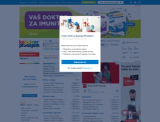 satovi.kpizlog.rs screenshot