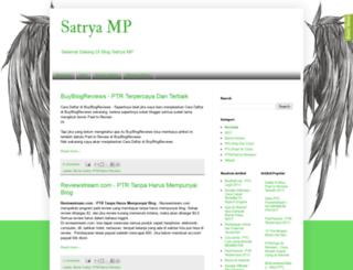 satrya-mp.blogspot.com screenshot