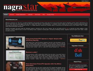 satscams.com screenshot