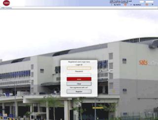 satscargo.com screenshot