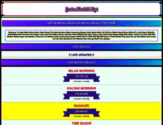 sattamatkai.net screenshot