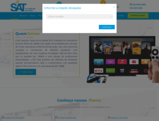 sattvacabo.com.br screenshot