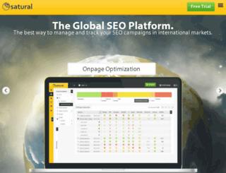 satural.com screenshot