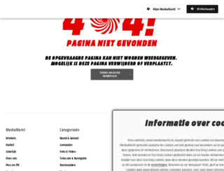saturn.nl screenshot